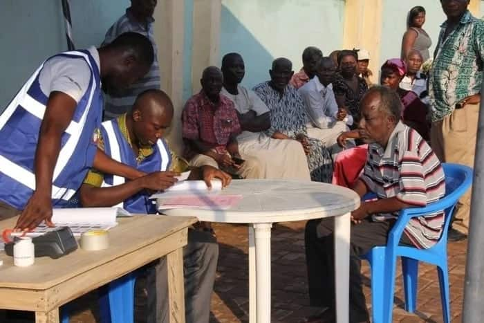 Voters id card online verification Ghana