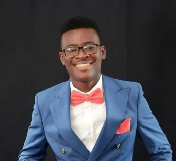 Meet the youngest Chartered Global Management Accountant in Ghana
