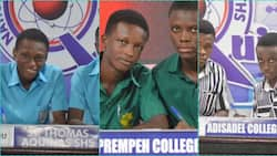 Prempeh, Aquinas and Adisadel face off today at the grand finale of #NSMQ2017