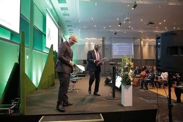 Ghana's Vice President Dr Bawumia shines at Nordic-African Business Summit in Norway