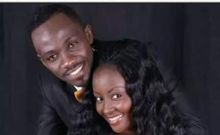 How to make celeb marriages work, 4 quotes from Okyeame Kwame's wife