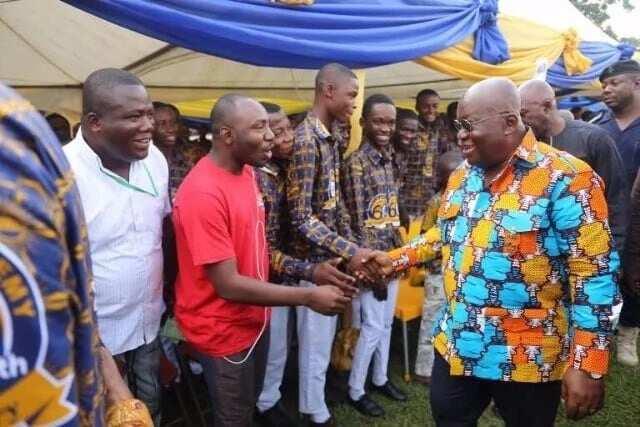 Nana Addo exposed to Swine Flu virus - Health minister