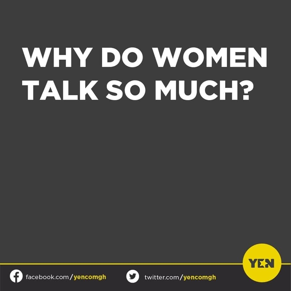 4 interesting answers on why Ghanaian women talk too much