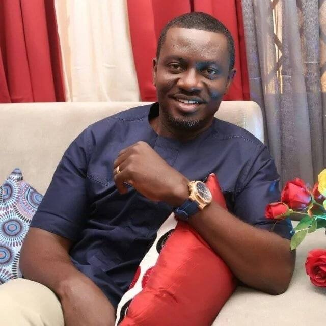 Joy FM's Israel Laryea expresses a desire to venture into movies