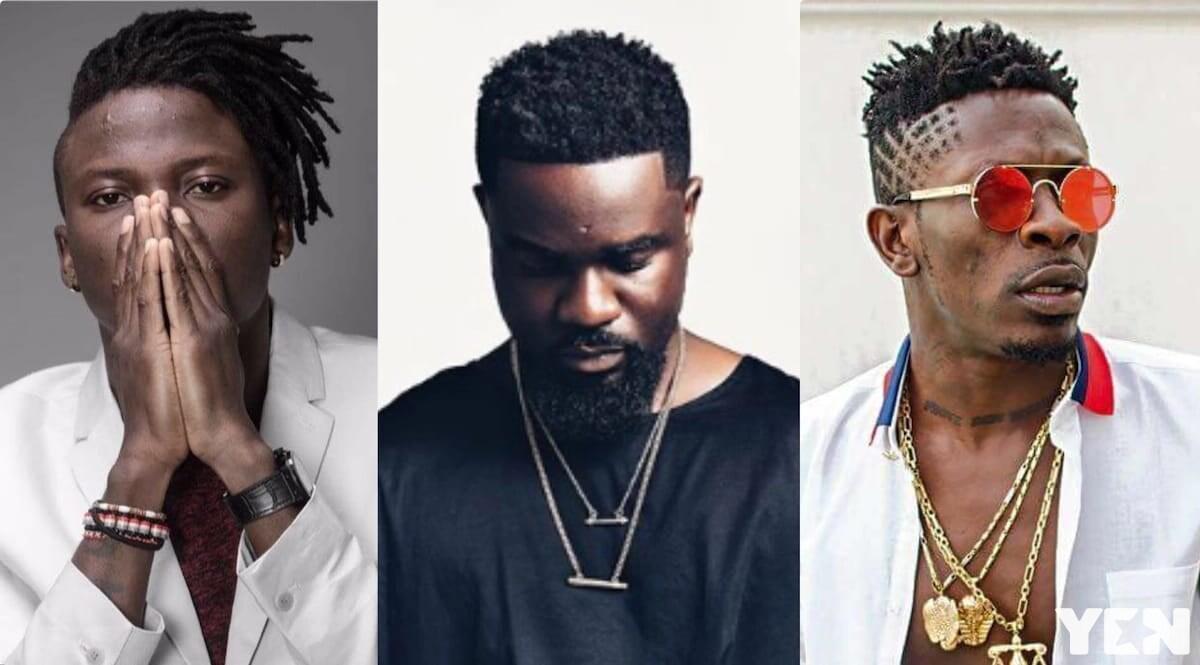 Musicians could boycott VGMA following Shatta-Stonebwoy ban - Sarkodie warns
