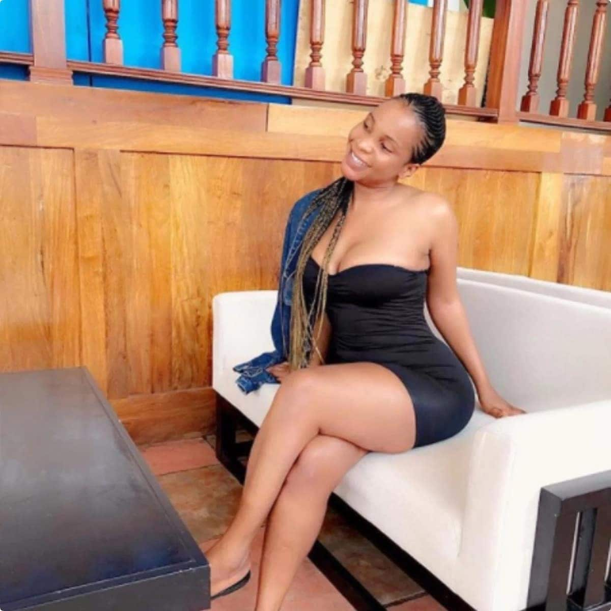 Benedicta Gafah stuns fans and followers with cute photos