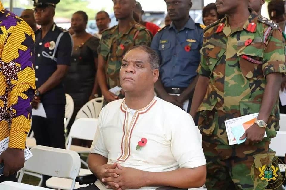 Remembrance Day: Major Mahama finds place among revered veterans