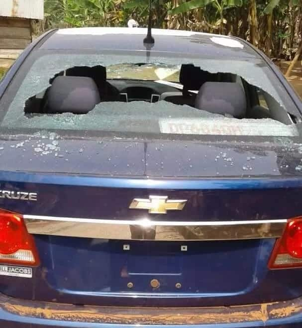 Member of Parliament attacked by gunmen on Christmas Day