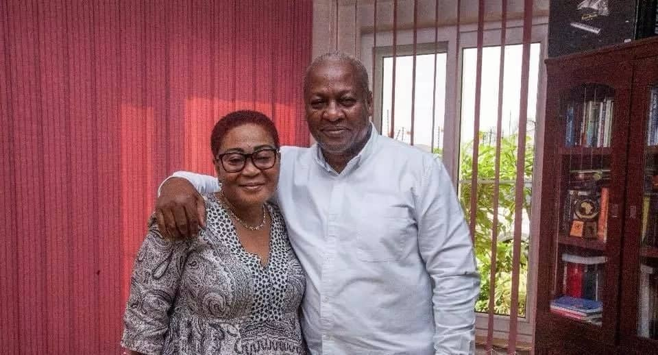 Former First Couple wish Ghanaians well during festive season with heartwarming prayer