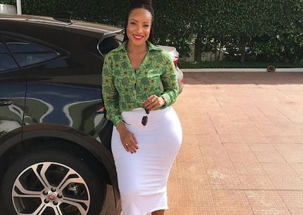 This photo of actress Joselyn Dumas will simply blow your mind