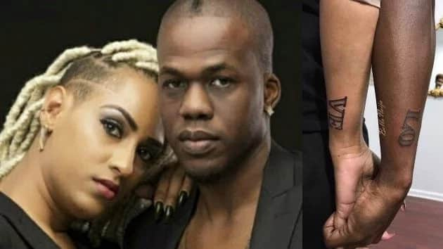 Juliet Ibrahim and Iceberg Slim take love to a new level as she turns his music video director (video)