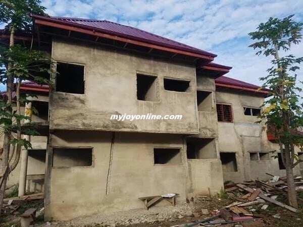 Photos of judges residences set for demolition for national cathedral pop up