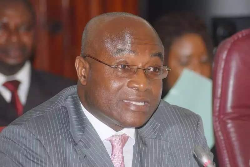 Majority leader 'punches' Kennedy Agyapong over Anas, dares him to prove allegations