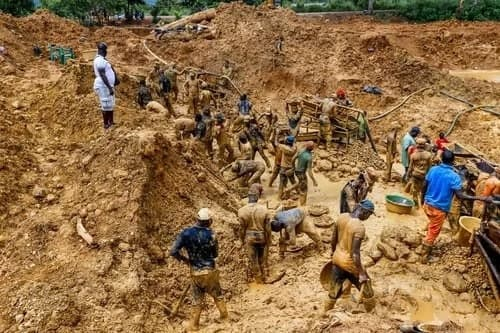 Galamsey hits bedrooms in Ashanti region