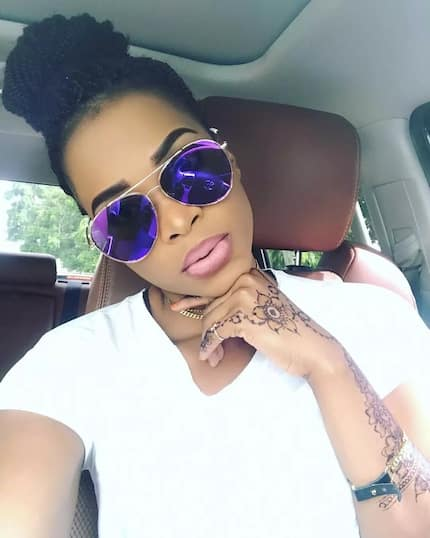 Benedicta Gafah shows off her natural glow in new photo