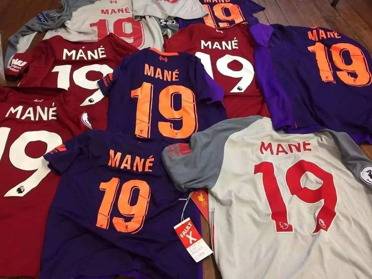 Malawi orphanage to take delivery of over 100 Sadio Mane's Liverpool jersey