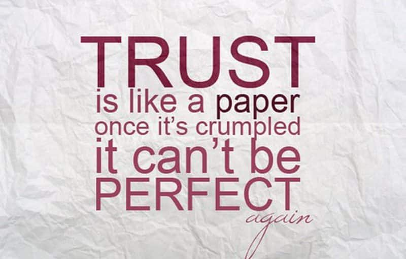trust messages love and trust message quotes about trust