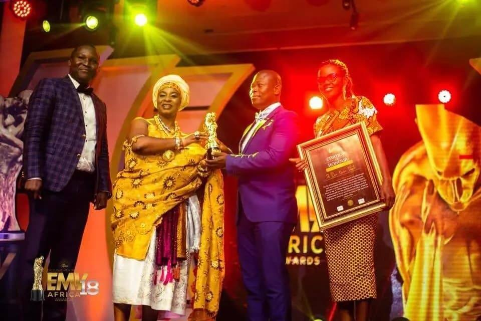 EMY awards Africa man of the year award man of the year voting