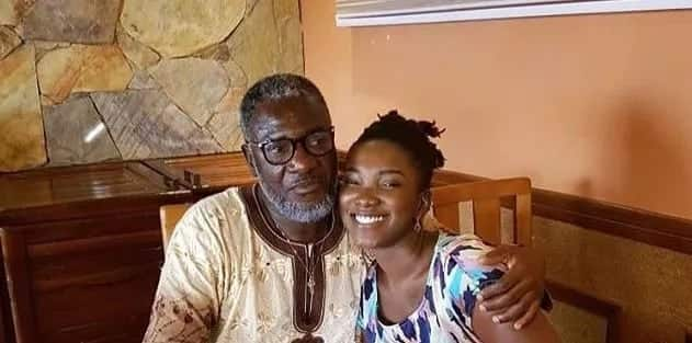 Ebony's father thanks Ghanaians for supporting her funeral