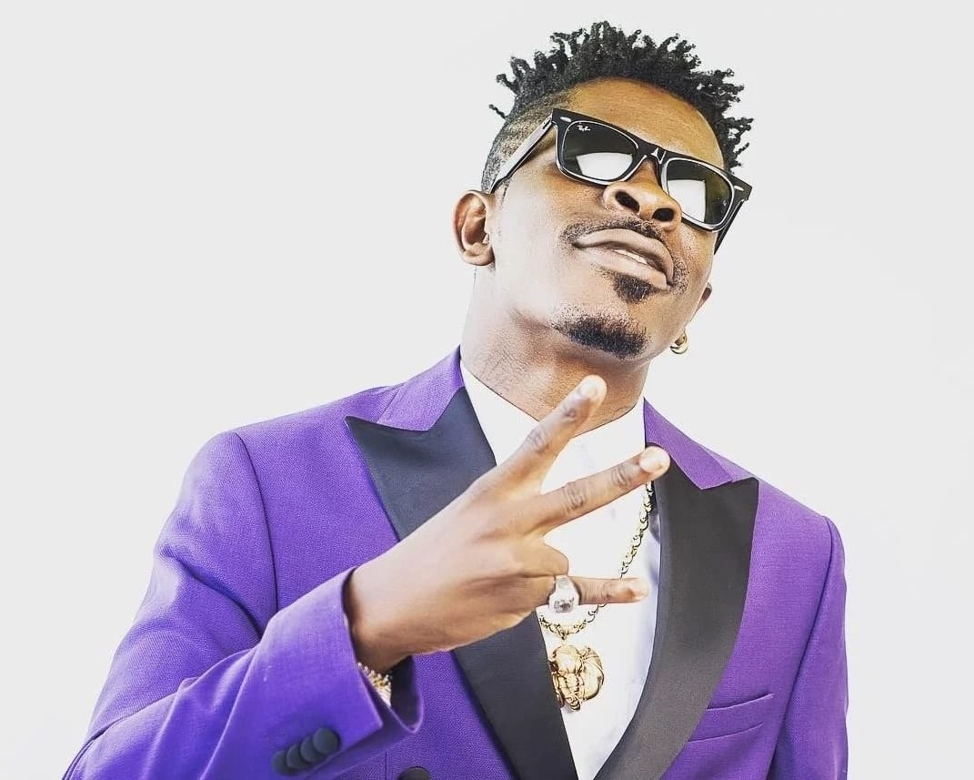 Shatta Wale celebrates memorable birthday with family and friends