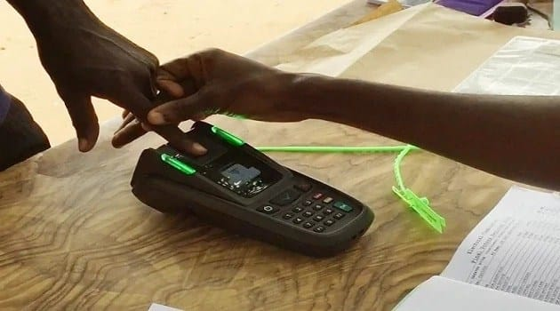 Voters ID card online verification Ghana: step by step guide