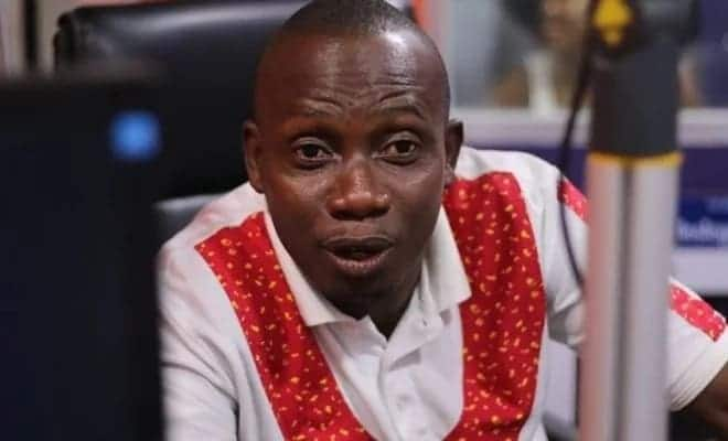 I will pay GHC 900 to anyone who will slap Counselor Lutterodt on my behalf