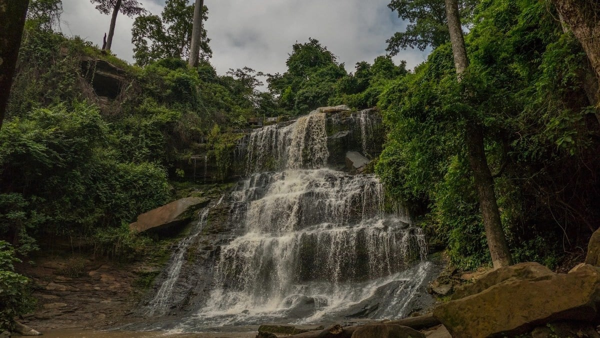 List of waterfalls in Ghana and their locations Kintampo Kintampo waterfalls Kintampo falls