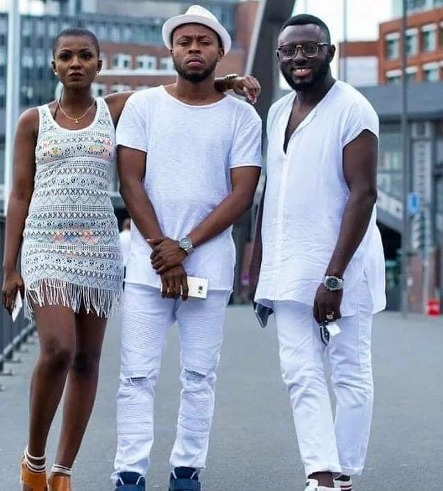 10 photos that prove that Kalybos and Ahofe Patri are 'more' than friends