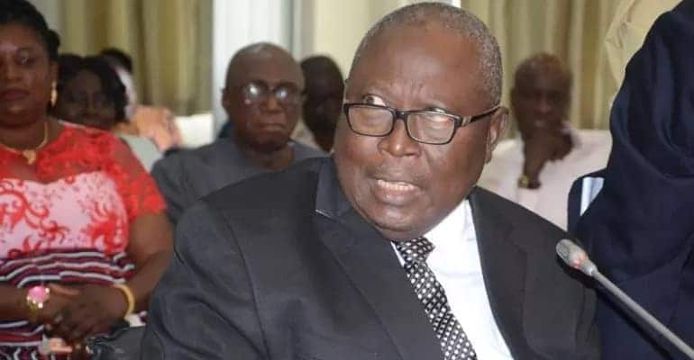 I have no 'tall list' of MPs lined up for prosecution - Amidu clears the air