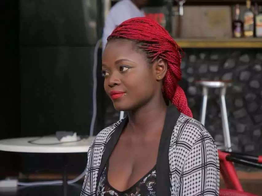 "Bigail, the ""new girlfriend"" of Shatta Wale"