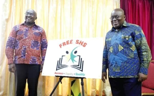 Free SHS policy starts today