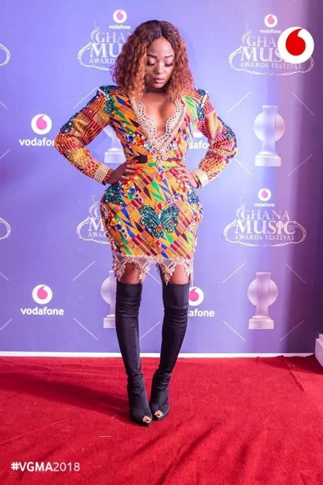 Photos: What the celebrities wore to the 2018 VGMA