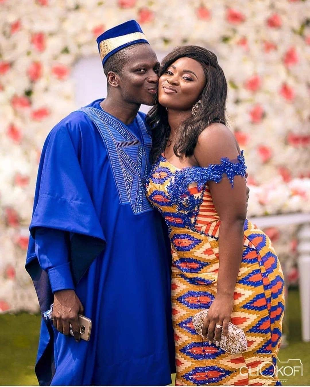 NDC MP John Oti ties the knot