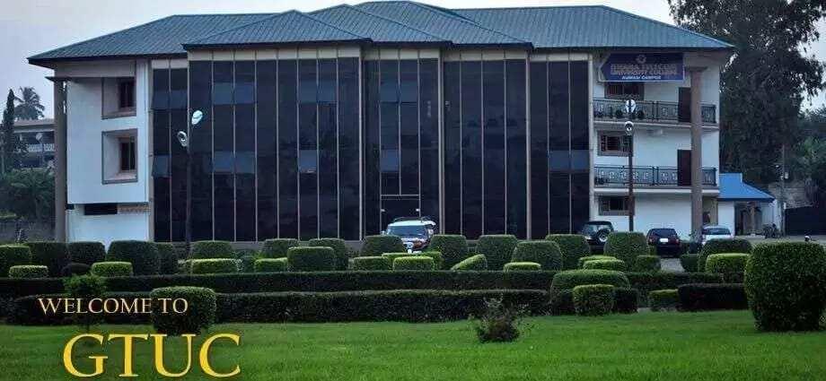 Ghana Telecom University Courses