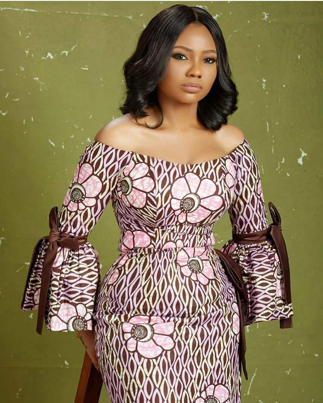 trendy ankara styles, nigerian dress styles pictures, latest styles of dresses