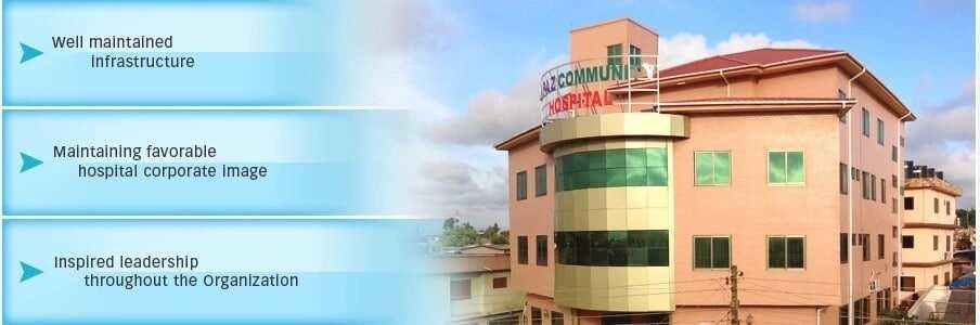Hospitals in ghana