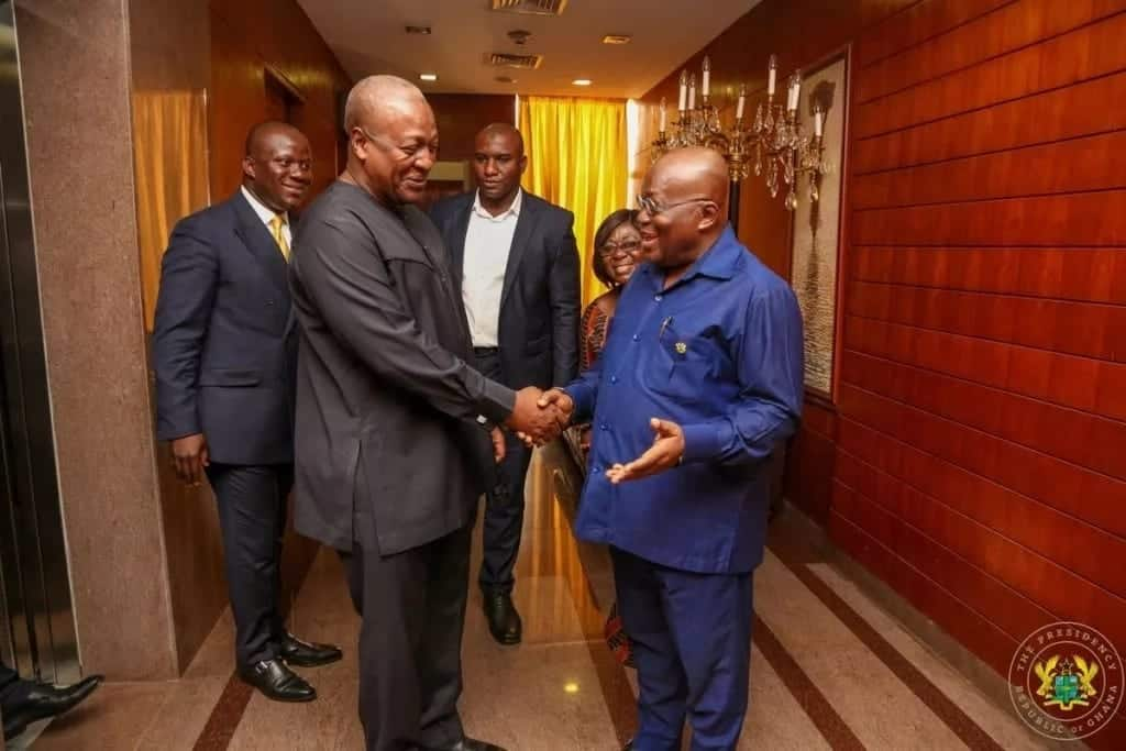 5 truths Mahama could reveal to Nana only if they met in secret
