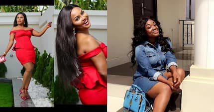 Nana Ama Mcbrown vs Emelia Brobbey: Whose slay outfit fits your weekend outing plan?