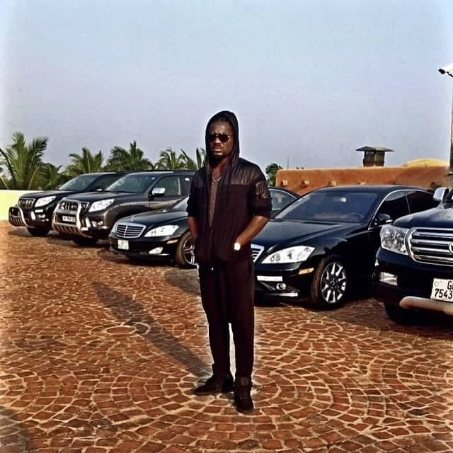 Samini cars and house