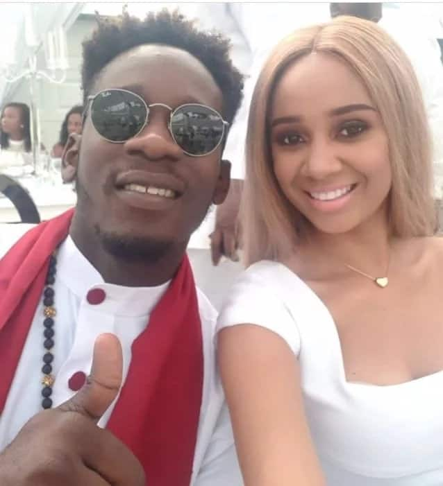 PHOTOS: Mr. Eazi's Manager ties the knot