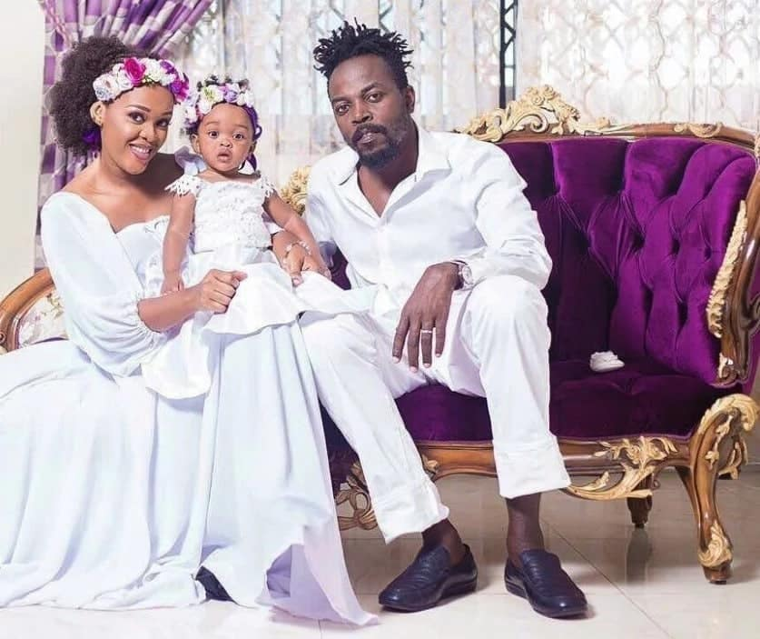Kwaw Kese Wife and Ex Wife