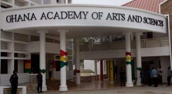 Ghana academy of arts and sciences location Ghana academy of arts and sciences Accra Ghana academy of arts and sciences address