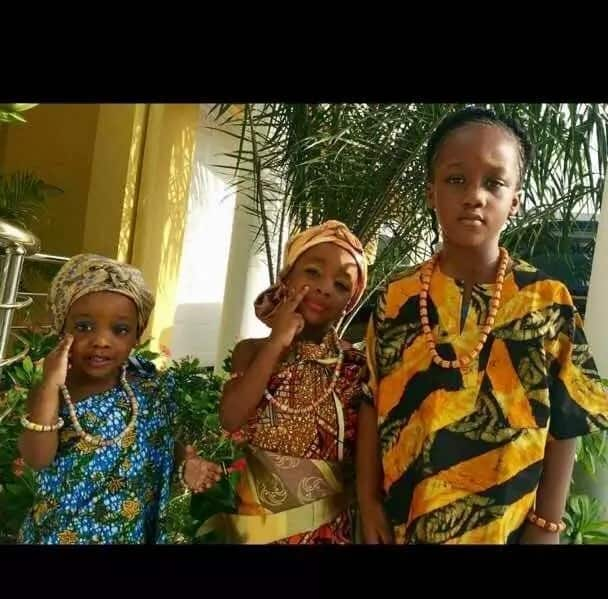 family of daddy lumba