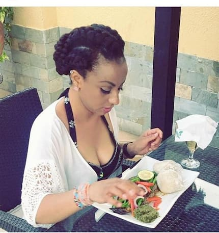 Gifty Gyan married another man with Asamoah Gyan's consent – Close friend blows alarm
