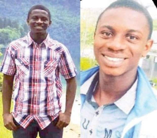 2 KNUST students drown in Germany