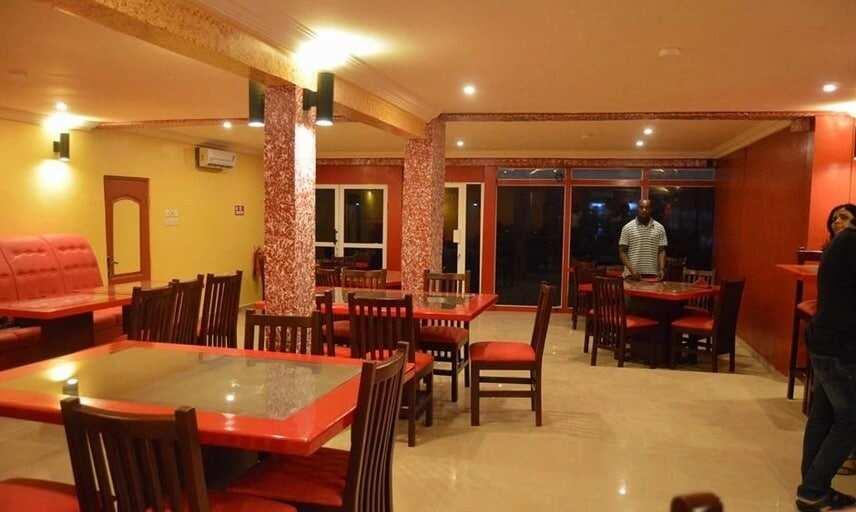 Best Indian restaurant in Accra Ghana