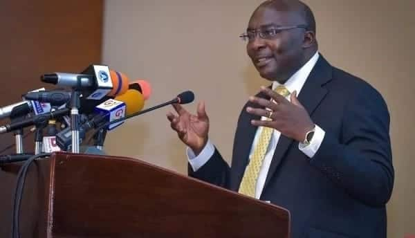 You and I are here – Bawumia 'teases' Atuguba