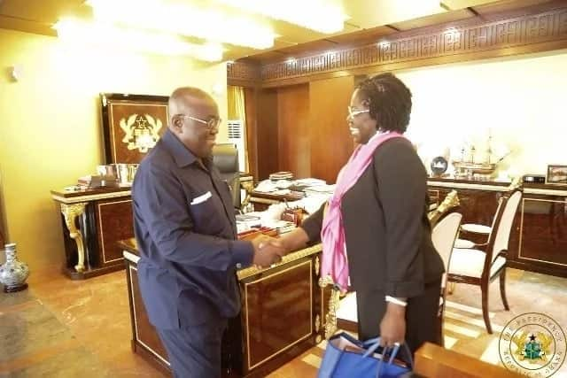 Akufo-Addo names new Second Deputy BoG Governor
