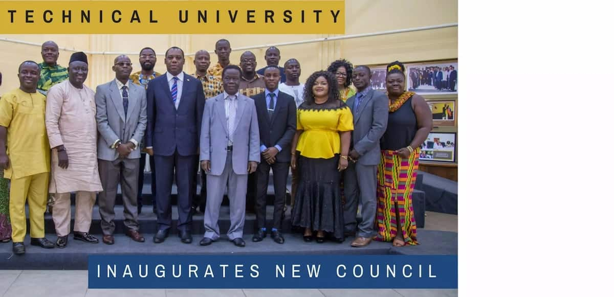 Accra technical university courses and cut-off points