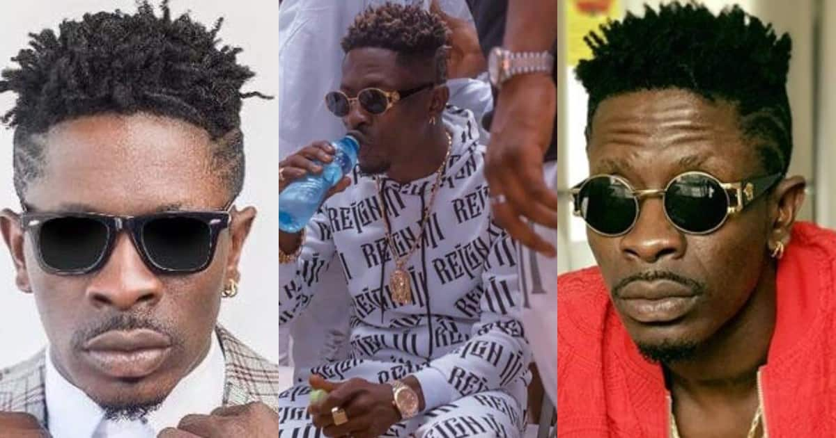 Shatta Wale deletes his Instagram posts after trending over Already; leaves only 2